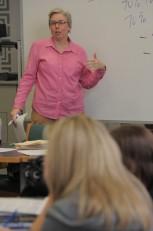 Towson University media & disability researcher & lecturer Prof. Beth Haller